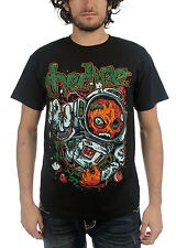 Hed PE - Mens Space Blood T-shirt in Black