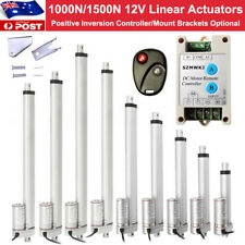 DC 12V 14mm/s Linear Actuator Max Load 100KG & Wireless Control Kit Door Opener