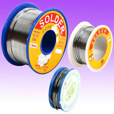 Dia CoreTrumpet Solder Wire Flux  Welding Iron Wire Reel Useful