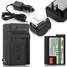 EN-EL15 Decoded Battery For Nikon D7000 D7100 D800 D810 D600 D610 D750 + Charger
