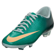 NIKE WOMEN MERCURIAL VICTORY IV FG FIRM GROUND SOCCER SHOES ATOMIC TEAL
