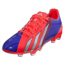 ADIDAS MESSI F10 TRX FG FIRM GROUND SOCCER MICOACH COMPATIBLE SHOES.