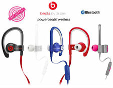 Beats by Dre PowerBeats 2 Wireless Headphones Bluetooth Brand New (5 Colors)