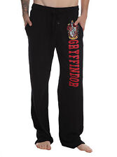 *NEW* HARRY POTTER GRYFFINDOR LOGO PAJAMA LOUNGE PANTS MENS SWEATS