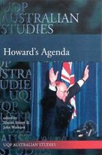 NEW Howard's Agenda by Marian Simms Paperback Book (English) Free Shipping