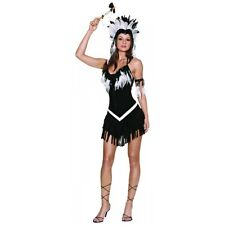 Sexy Indian Girl Costume Adult Halloween Fancy Dress