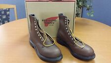 Red Wing 2233 Lace Up Steel Toe Boots NIB