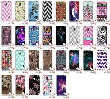 For LG Optimus F6 D500 MS500 TPU Gel Rubber Silicone Cover Protector Phone Case