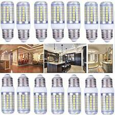 1-50PCS Home E27 15W Warm White 69 LED 5050 SMD Corn Light Lamp Bulb 1100LM