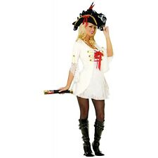 Sexy Lace Pirate Costume Adult Halloween Fancy Dress