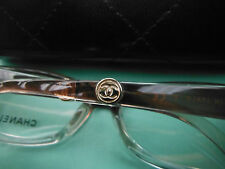 ORIGINAL CHANEL 3172 GLASSES WITH CASE AND CERTIFICATE. NEW FRAMES SPECTACLES