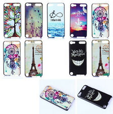 Vogue Slim Hybrid Protective Shell Back Hard Cover Case For iPod Touch 5 5th Gen