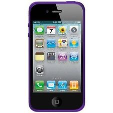 iPhone 4S / 4 TPU Gel Skin Case / Cover / Protector & Free Screen Protector
