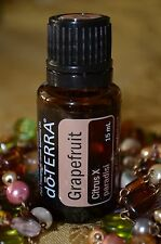 doTERRA Grapefruit 15ml Essential Oil - New and Sealed - Free Shipping