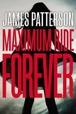 MAXIMUM RIDE FOREVER JAMES PATTERSON -NEW HARDCOVER-FREE SHIP-FREE BOOK SPECIALS