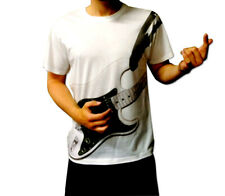 Air Guitar Rock & Roll Heavy Metal Band String Music Mens T Shirt