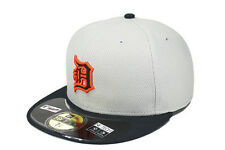 Detroit Tigers Road DIAMOND ERA Batting Practice FITTED 59Fifty MLB Hat