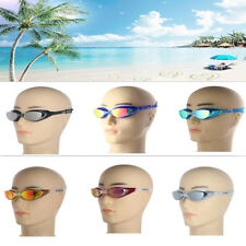 Adjustable Eye Protect Non-Fogging Anti UV Swimming Goggle Glasses + Track No.