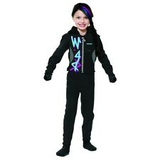 Wyldstyle Costume for Kids Lucy The Lego Movie Halloween Fancy Dress