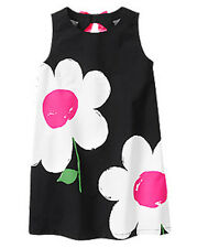 Gymboree Daisy Park Daisy Print Dress 5 6 7 8 10 12 NEW