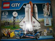 LEGO Spaceport CITY Set 60081 w Space Shuttle, Astronaut NEW
