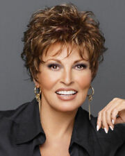 Whisper Wig Raquel Welch (Instant 10% Rebate) Wavy Layered Boy Cut Capless