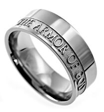 Men's Bible Verse Rings- Assorted Verses
