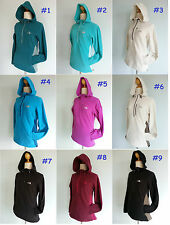 *NWT The North Face 100 EMI Koussi Hoodie Jacket Fleece Top Women XS S M L XL