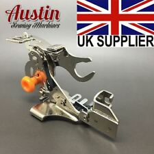 RUFFLER FOOT ATTACHMENT LOW SHANK SEWING MACHINE COMPATIBLE WITH BROTHER SINGER+