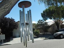 Wind Chimes from Wind Dancer Chimes, hand made and tuned