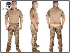 EMERSON Tactical Custom Combat Uniform Shirt & Pants Suit Set Devgru Highlander