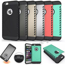 """Shockproof Dirtproof Armor TPU + PC Case Pattern Cover For Apple iPhone 6 4.7"""""""