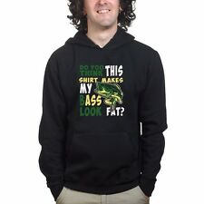 Do You Think This Makes My Bass Ass Look Fat Funny Fishing Sweatshirt Hoodie