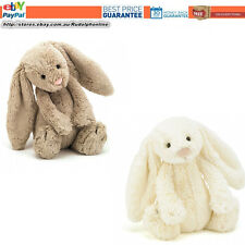 NEW Jellycat Bashful Bunny Medium 31cm Soft Toy Plushy Kids Baby