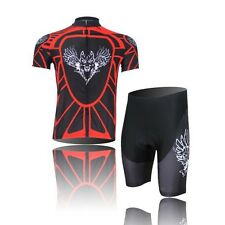 XINTOWN Bike Team Cycling Short Jersey (BIB) Shorts Bicycle Sports Wear Suit