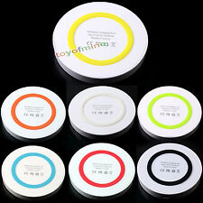 Qi Wireless Power Charger Pad per iPhone Samsung S3 S4 S5 Note2 3