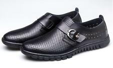New Mens casual leather buckle strap dress fisherman beach sandal shoes US 7-12
