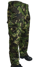 NEW British Army DPM combat trousers army pants Lightweight Woodland DP