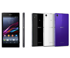 Sony Ericsson Xperia Z 1 C6903 16GB 20.7MP Unlocked 4G LTE Smartphone - 3 Colors