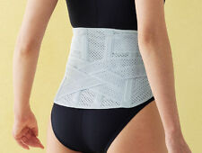 Dr's Corset Low Back Supporter Belt Lumbar Pain New Relief Ease Japan Elastic