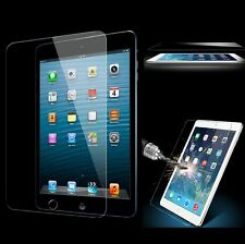 NEW 9H Tempered Glass Screen Protector Film For iPad 2 3 4 Mini&Air Fitted