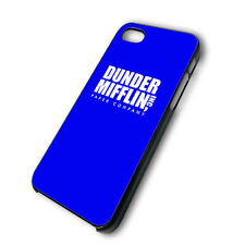 Dunder Mifflin Paper The Office Funny For iPhone, GALAXY 3D back case