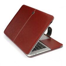 MacBook Air 11 13 Pro 13 15 Retina PU Leather Laptop Sleeve Bag Case Cover for