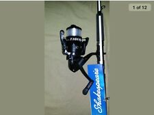 Tiger Shakespeare 7' Spinning Rod & Reel Combo & 70pc bait combo