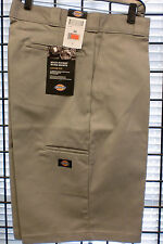 "Dickies 42283 13"" Loose Fit - Multi-Pocket Work Shorts-  SILVER"