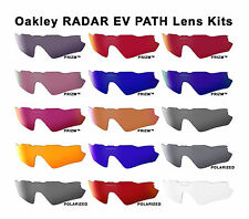 Authentic Oakley RADAR EV PATH Lens (optional PRIZM,Polarized) Mountain Cycling