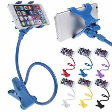 Flexible Lazy Desktop Car Stand Mount Holder For iPhone For Samsung Sony LG HTC