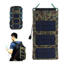 High Efficient Folding 5W 5.5V Solar Panel Charger for Mobile phone,MP3, Camping