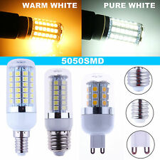 E27 E14 G9 G4 27 48 69 SMD 3528 5050 LED Spot Light Corn Lamp Bulb Wholesale CA