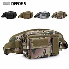 Cp camo Military 3 in 1 Money Belt Waterproof Tactical Gear Defense Waist Pack